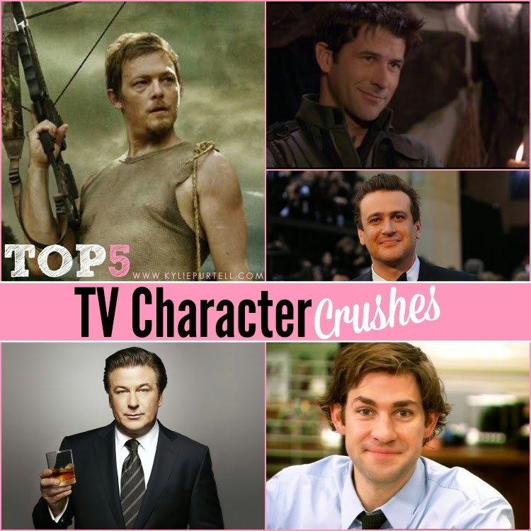 best male tv characters