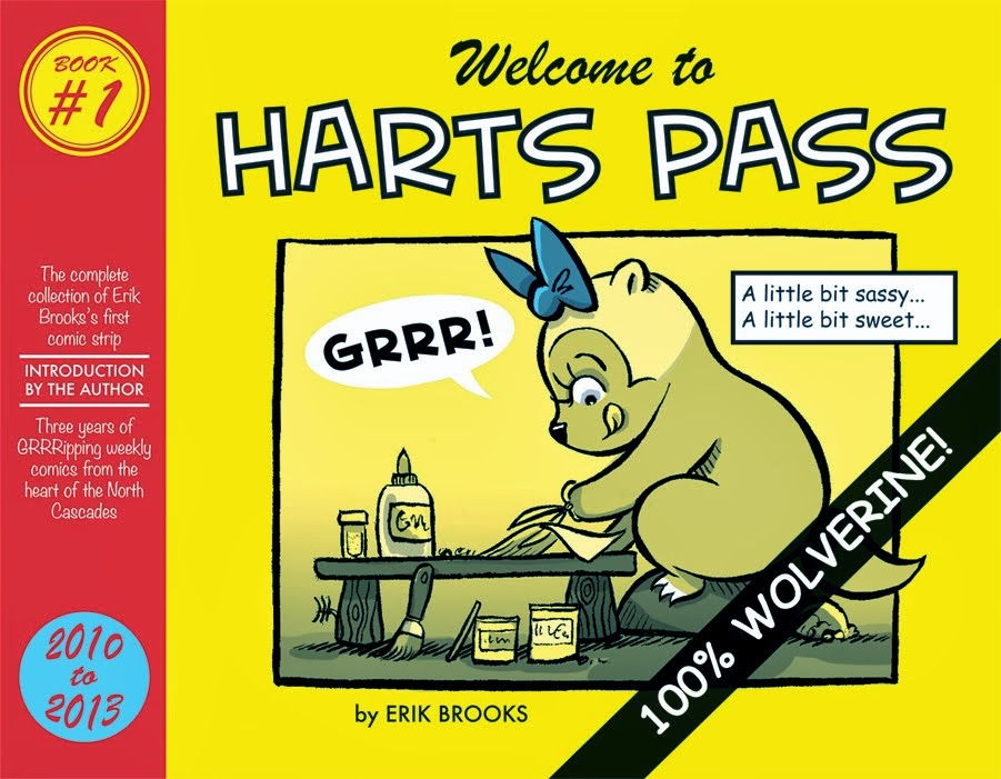 The Harts Pass Kickstarter Project!