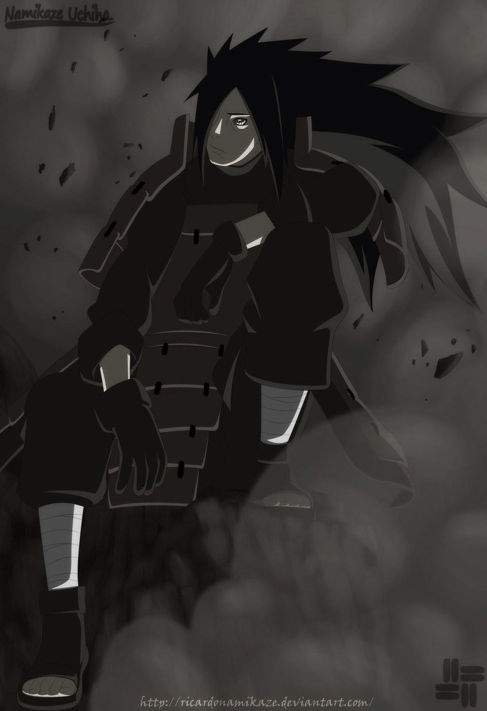 Naruto chap 647 Trang 25