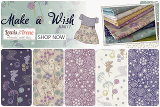 Make a Wish Fabric