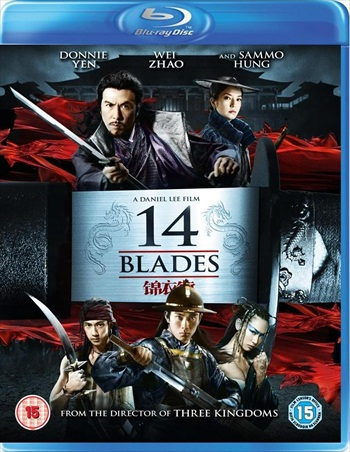 14 Blades 2010 Dual Audio Hindi 720p BRRip 1.3GB ESubs