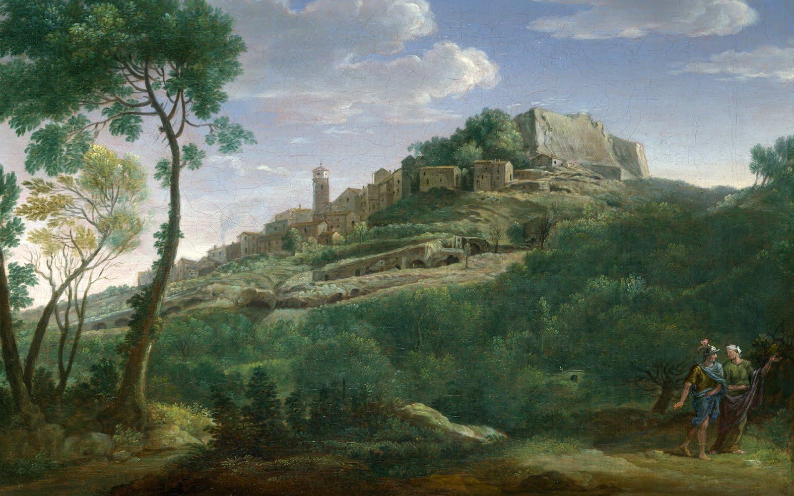 Famous Italian Landscape