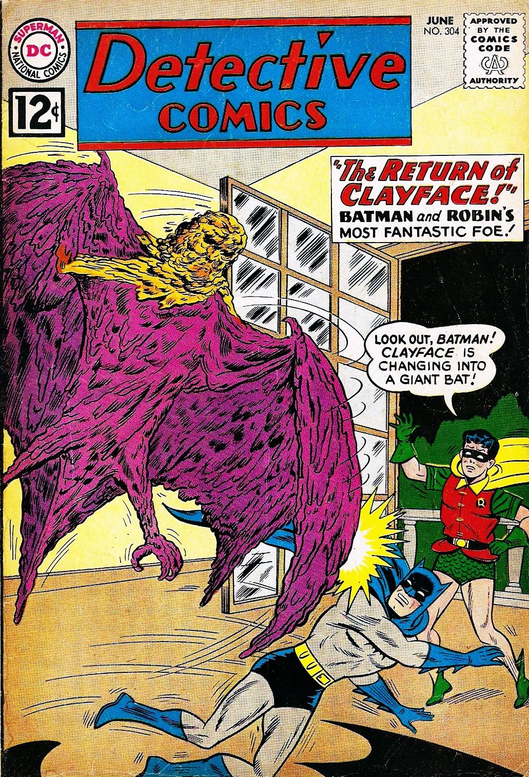 Detective Comics (1937) 304 Page 1