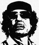 Tribut an den König der Könige von Afrika Muammar al-Gaddafi