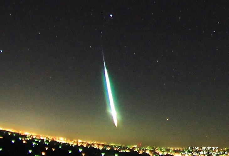 Skysentinel il mistero del meteorite di san martino valle for Meteorite milano
