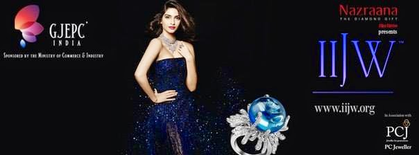 Sonam Kapoor's photo shoot for Jewellery Week (IIJW) for 2014
