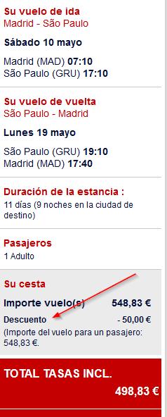 Air France Sao Paulo