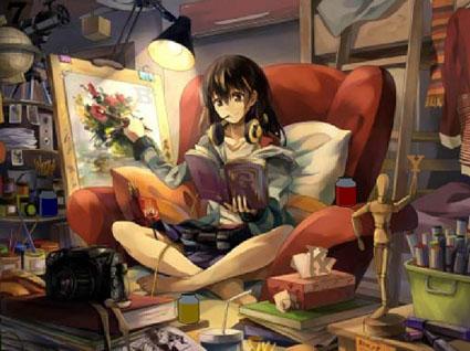My Hidden Anime Room 2