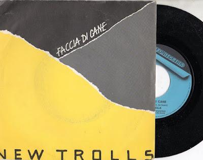 Sanremo 1985 - New Trolls - Faccia di cane