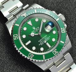 "Unworn Rolex Submariner ""HULK"". 5years warranty"
