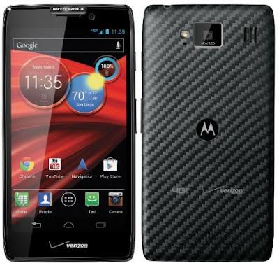 Handphone Motorola 2013
