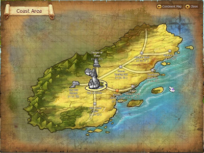 Dragonica - Coast Area