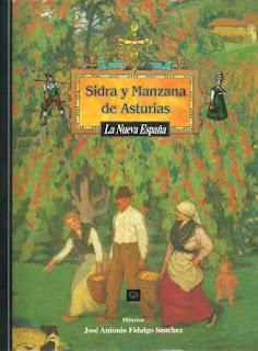 Portada del libro Sidra y manzana en Asturias