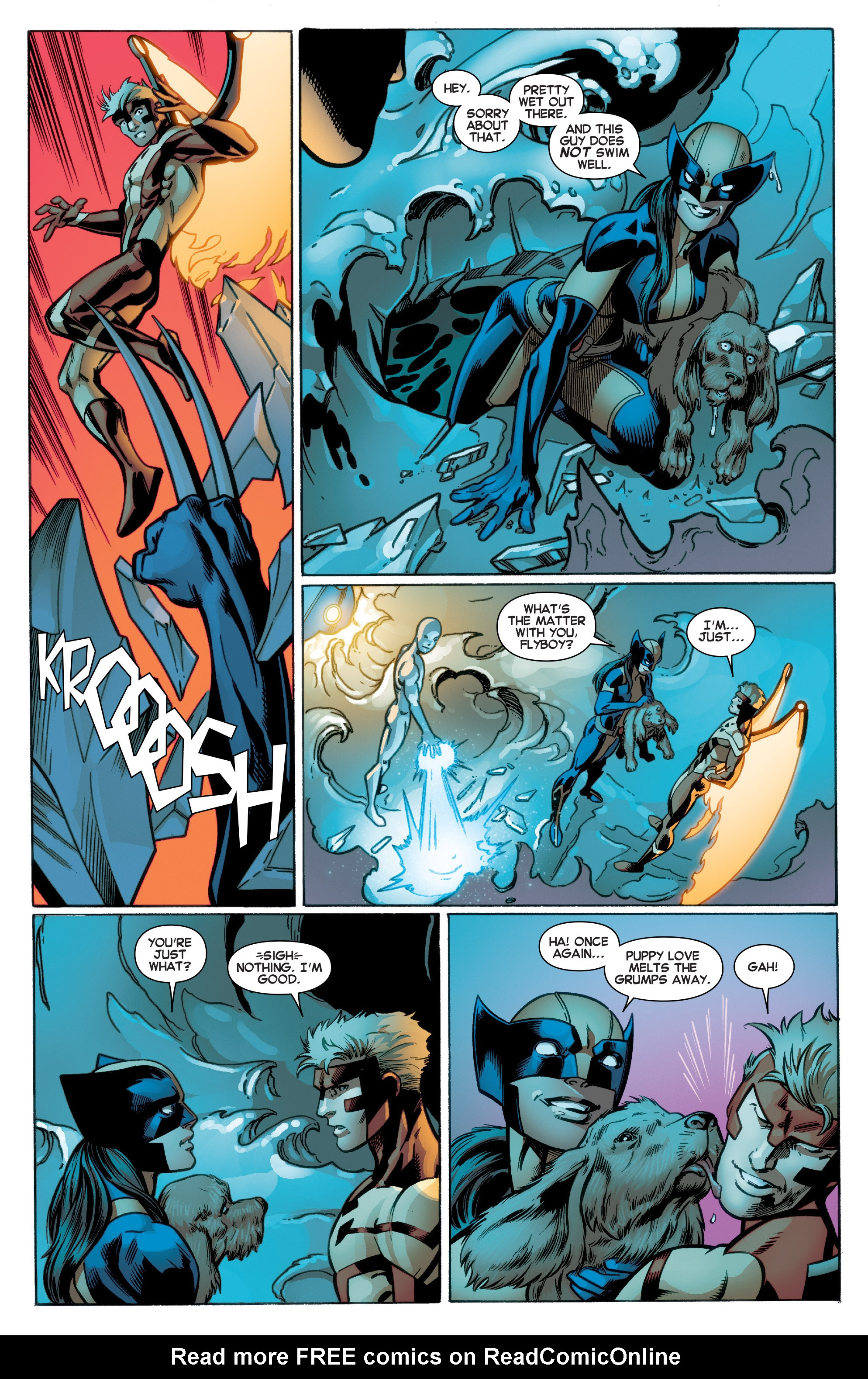 All-New X-Men (2016) Issue #4 #6 - English 14