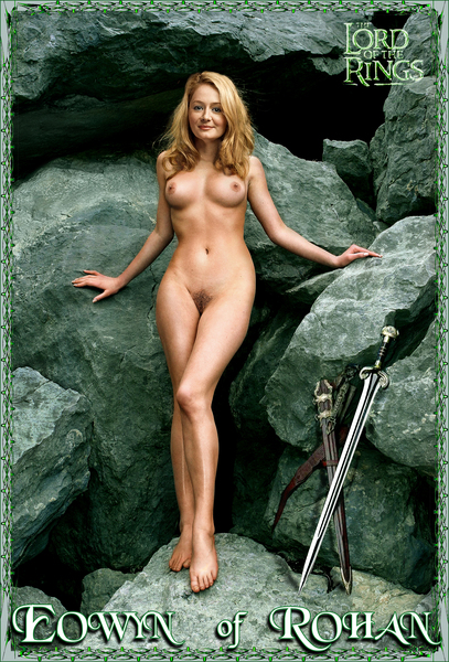lord of the rings girls nude