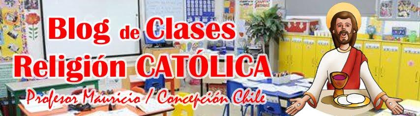 Clases de Religión Católica Chile