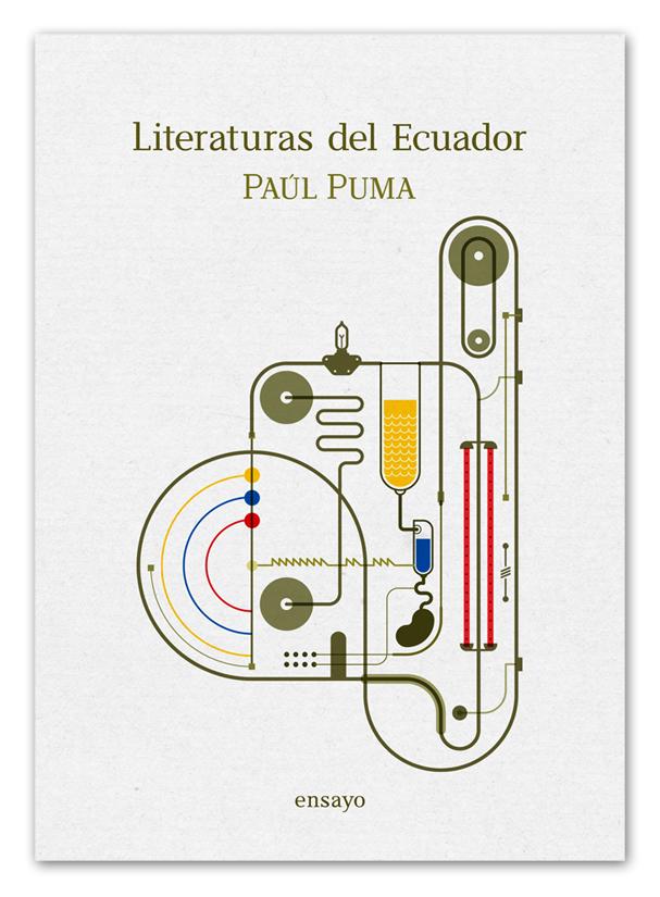 Paúl Puma: Literaturas del Ecuador (2015)