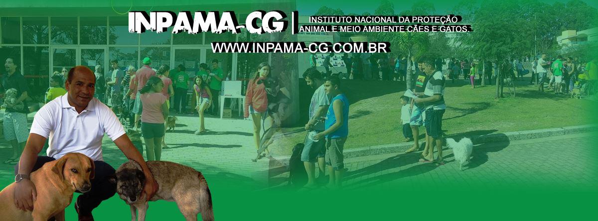 INPAMA-CG Instituto Nacional Da Proteção Animal e Meio Ambiente Cães e Gatos