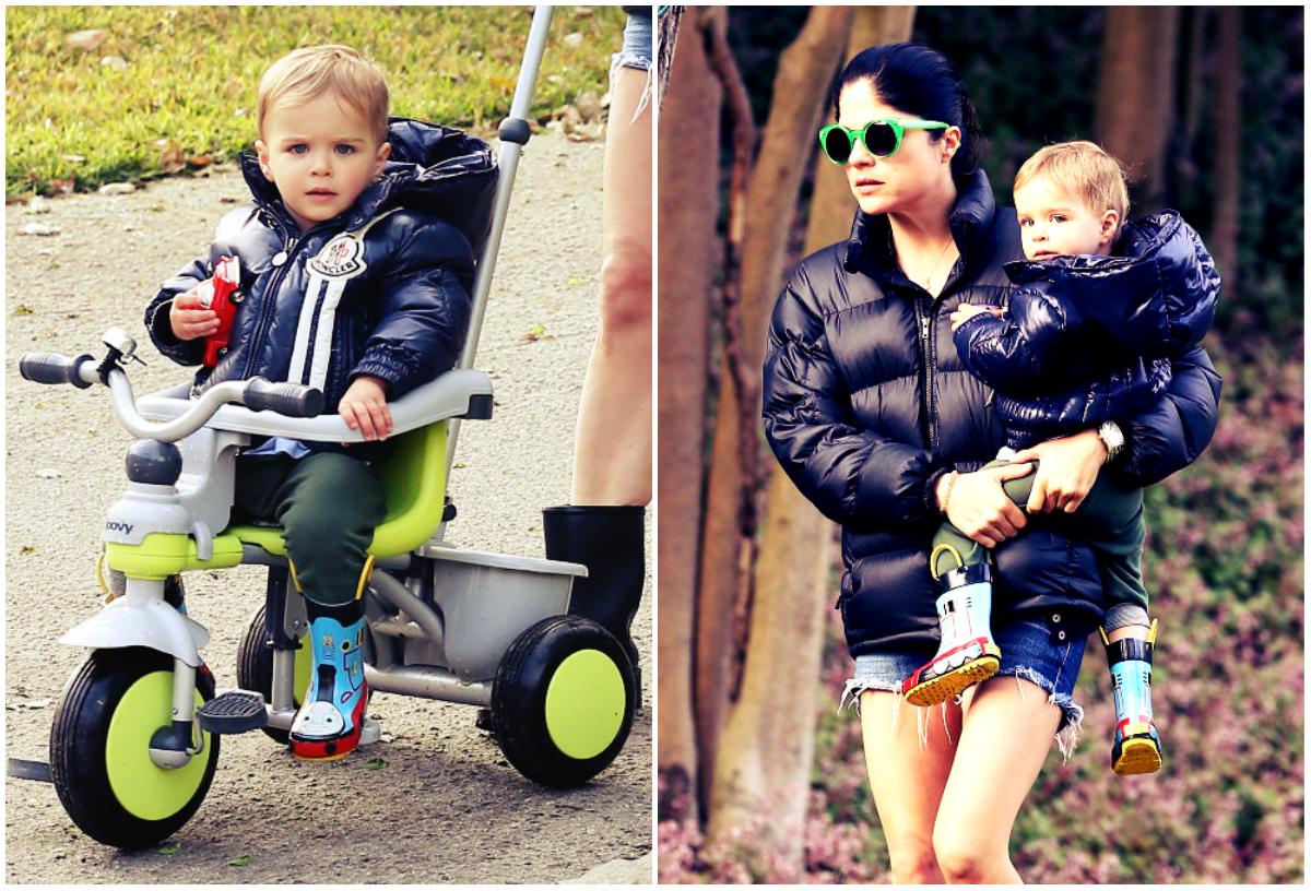 Рыжая актриса мать и молодой сын первый раз 10 фотография