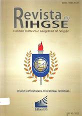 REVISTA DO IGHSE Nº 39 - Edição em homenagem à professora Maria thetis Nunes. ISSN 1981.7347