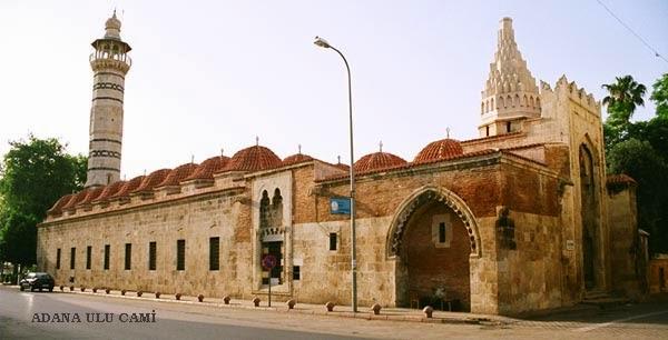 Adana Ulu Cami ve Medresesi