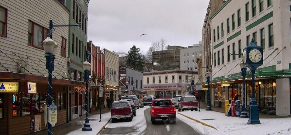 Hoteles en Alaska Juneau– Hotel Silverbow Inn