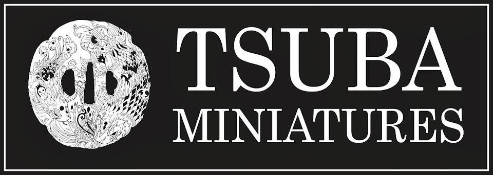 Tsuba Miniatures