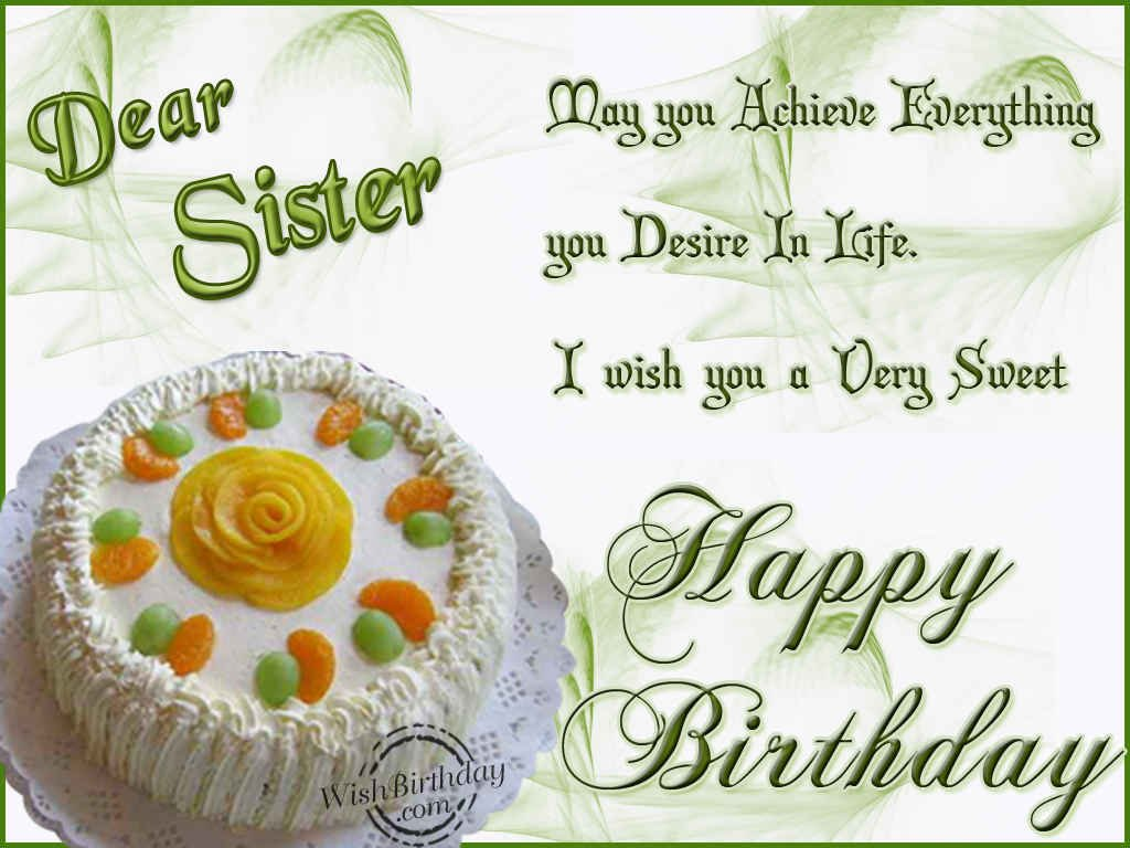 Sms Poetry Shayari Wishes Portal Happy Birthday Wishes For Sister