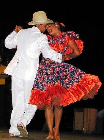 Danza Del Llanero Trabajador y Aguerrido