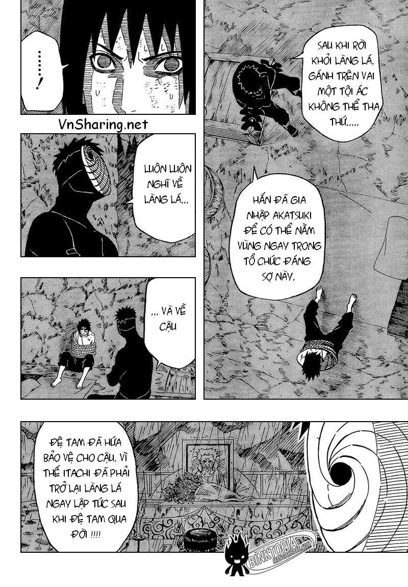Naruto chap 401 Trang 7 - Mangak.info