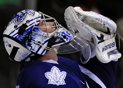 James Reimer Leafs god