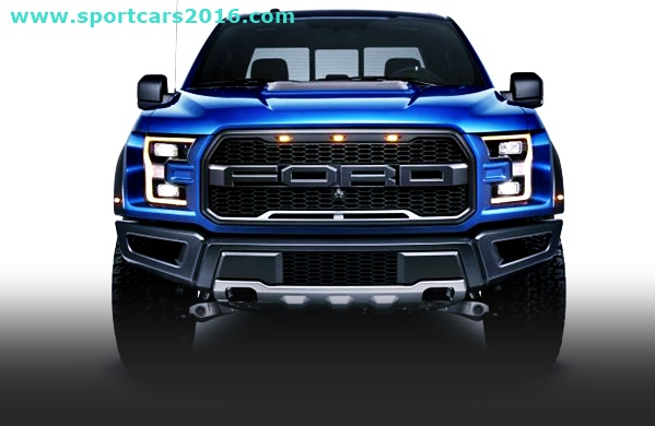 2017 Ford Bronco Raptor