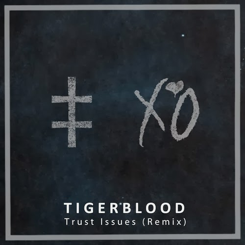 TIGERBLOOD remixes The Weeknd