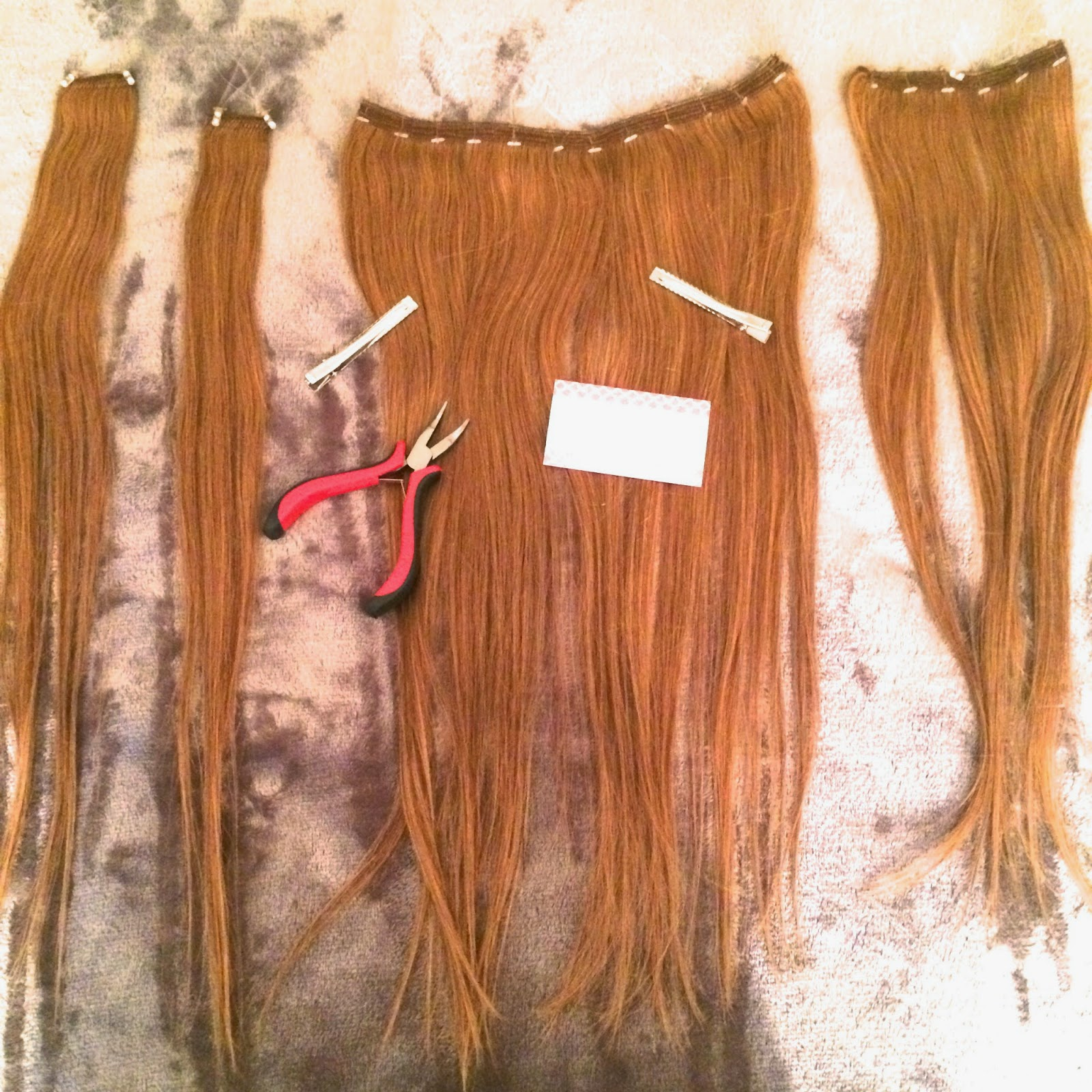 Cult nails blog lockn long hair extensions review lockn long hair extensions fine glam set pmusecretfo Image collections