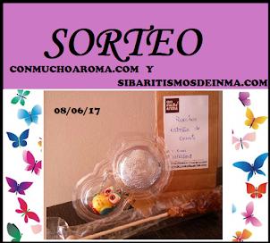 SORTEO CONMUCHOAROMA