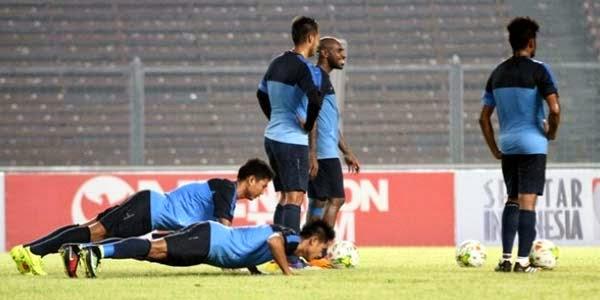 23 Daftar Pemain Timnas Indonesia Di Piala AFF 2014