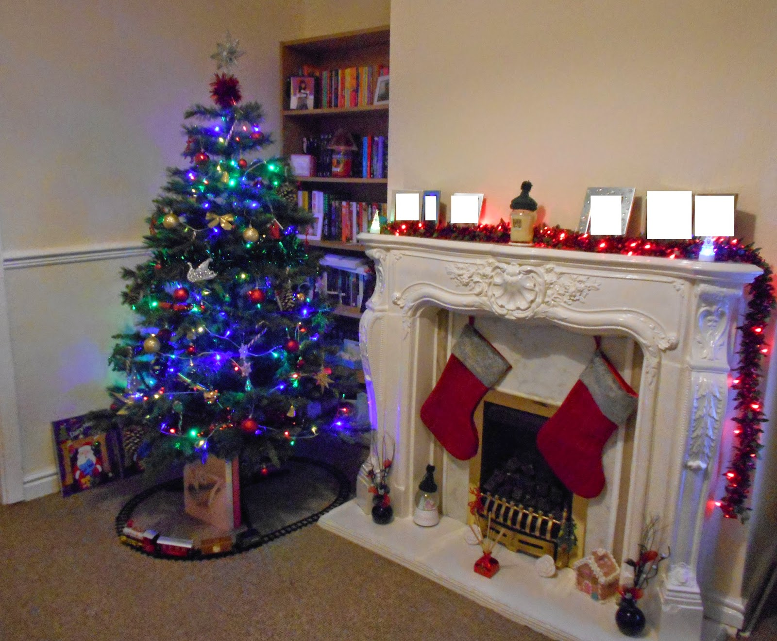 Christmas 2014 - Tree & Decorations