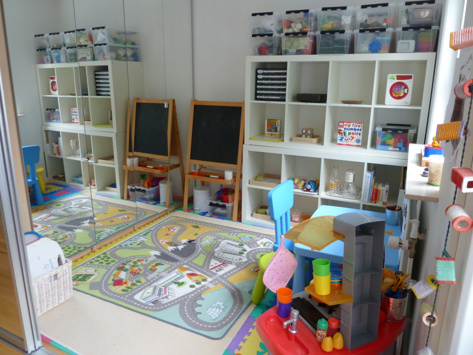 Family FECS How to Organize Your Child s Toys Playroom