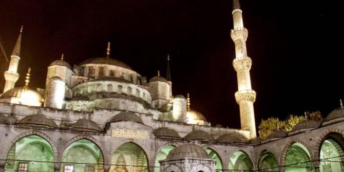 Masjid Paling Terkenal Di Eropa