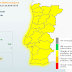 Portugal: País sob aviso de neve e mau tempo, Vila Verde está sob aviso amarelo (c/vídeo)