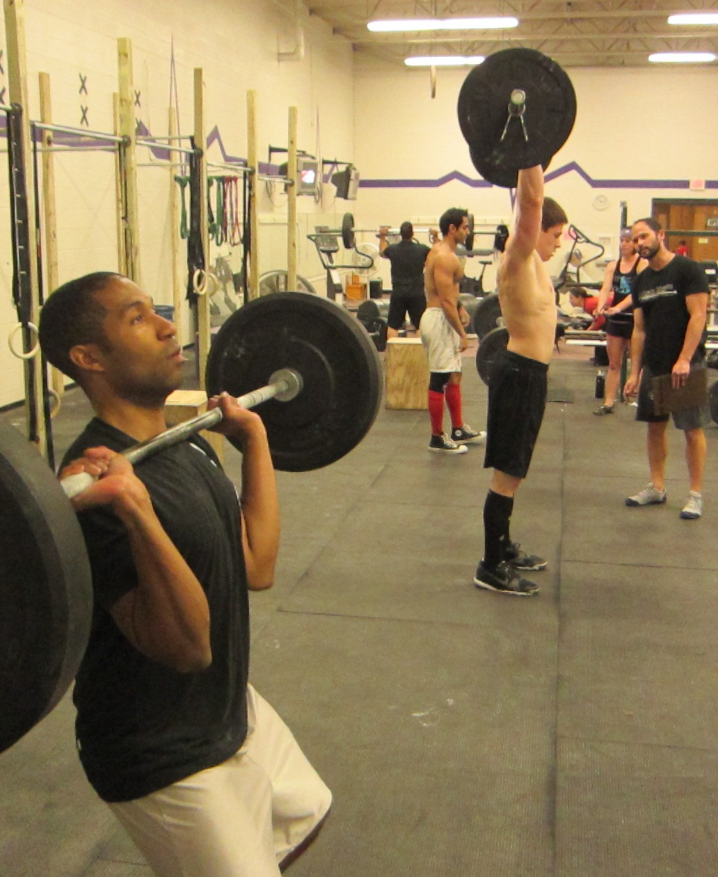 Results Crossfit Workout: 2012 Manhattan CrossFit Open Results