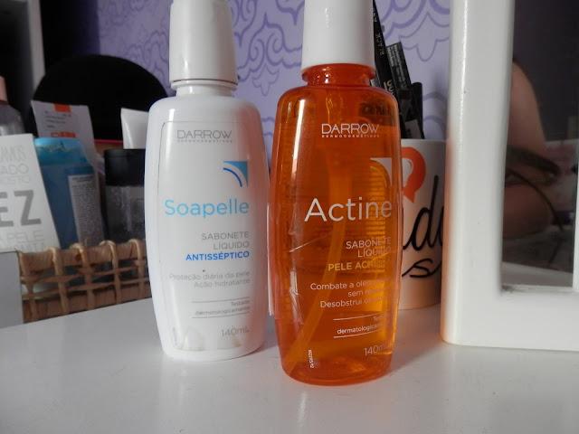 Review: Sabonetes para acne da Darrow Dermocosméticos