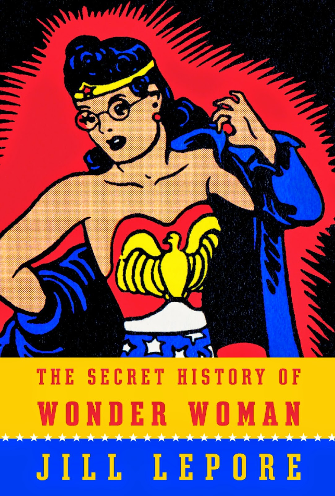 """The Secret History of Wonder Woman"""