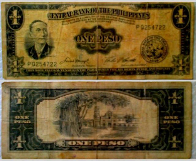 Philippine Peso Denomination