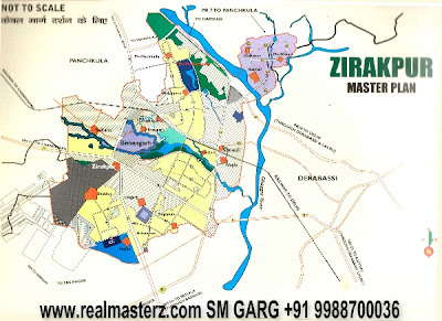 real masterz, real estate, plot, uk infrastructure, patiala road, capital greens, zirakpur