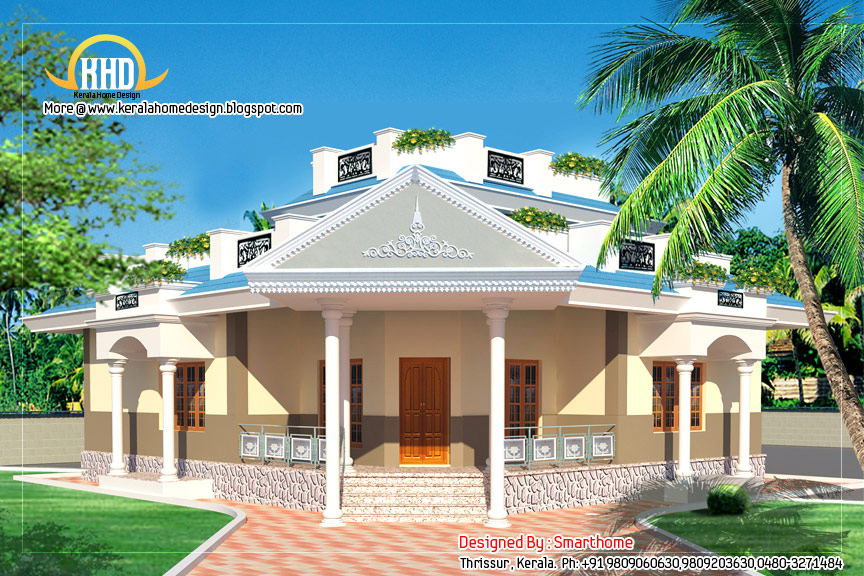 February 2012 - Kerala Home Design And Floor Plans
