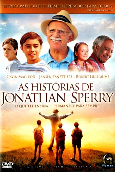 AS HISTÓRIAS DE JOHNATHAN SPERRY
