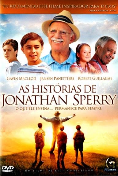 AS HISTÓRIAS DE JOHNATHAN SPERRY