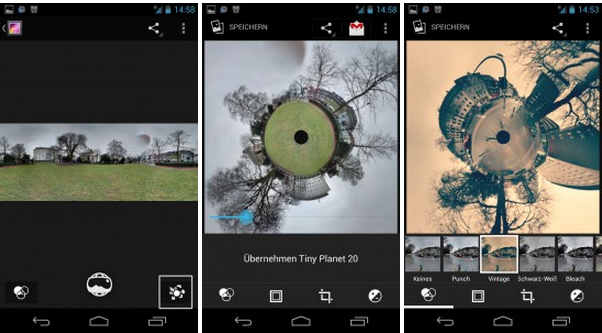 photosphere tips