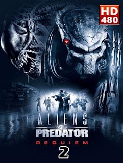 Ver peliculas Alien Vs Depredador 2 (2007) gratis